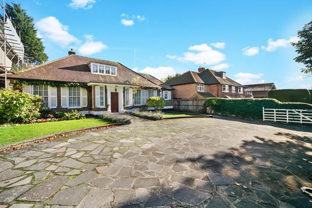 Thumbnail Detached bungalow for sale in Bellfield Avenue, Harrow
