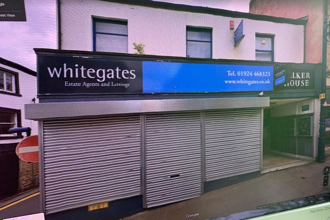 Thumbnail Retail premises for sale in Daisy Hill, Dewsbury