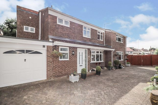 Thumbnail Detached house for sale in Corton Close, Stevenage