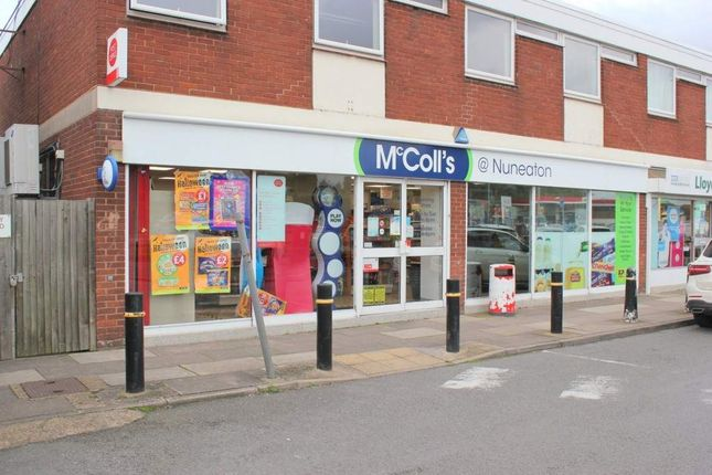 Retail premises for sale in Nuneaton, Warwickshire
