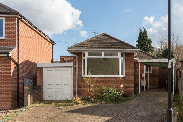 Thumbnail Bungalow for sale in Silverdale, Enfield