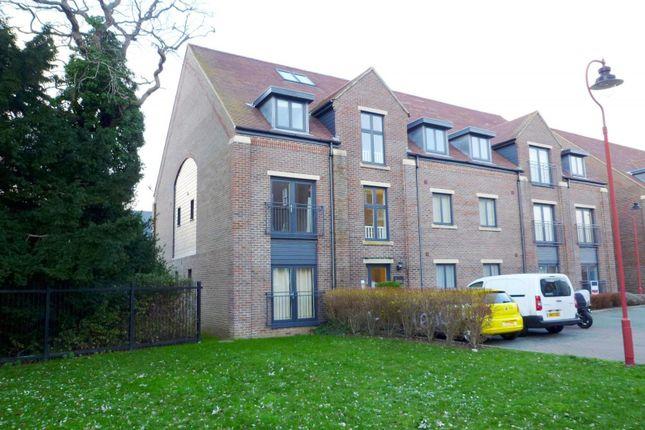 Thumbnail Flat to rent in Heritage Way, Gosport