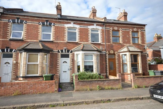 Terraced house to rent in Cornwall Street, St Thomas, Exeter