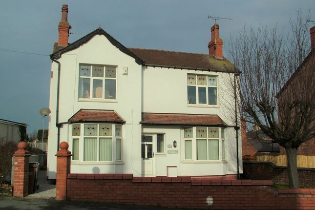 Thumbnail Detached house for sale in Mold Road, Connah's Quay, Deeside