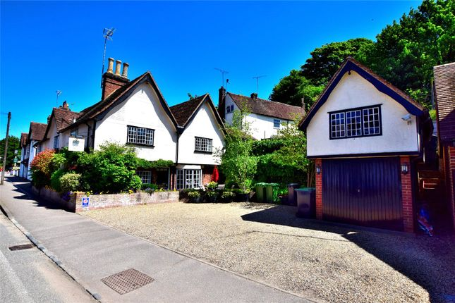 Thumbnail Detached house for sale in Lower Street, Stansted