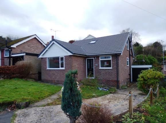 Thumbnail Bungalow for sale in Ashwood Road, Disley, Stockport, Cheshire
