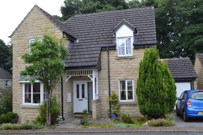3 bed detached house for sale in Pochard Close, Westwood Park, Bradford