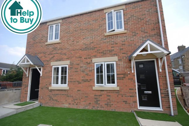 Thumbnail Semi-detached house for sale in Burnopfield, Newcastle Upon Tyne