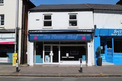 Thumbnail Retail premises for sale in Prospect Street, Reading, Berkshire