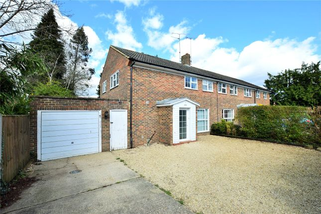 Thumbnail End terrace house to rent in Park Road, Bracknell, Berkshire