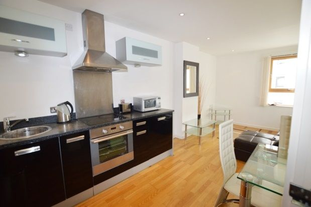 Thumbnail Flat to rent in The Gateway East, Marsh Lane, City Centre