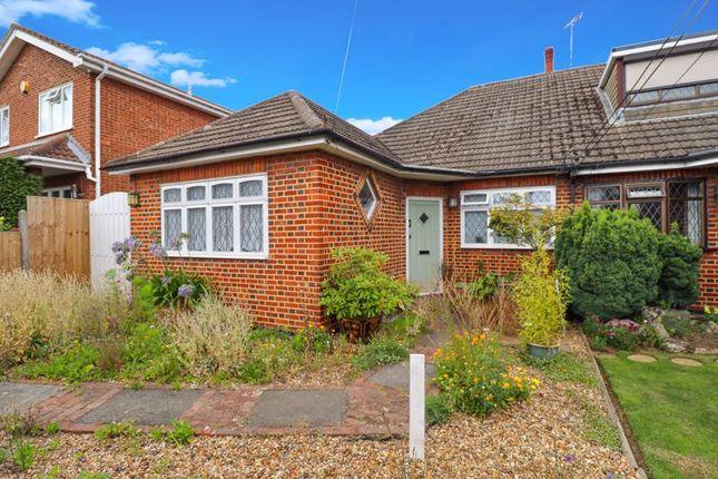 Thumbnail Semi-detached bungalow for sale in Homefields Avenue, Benfleet