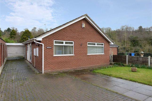 Thumbnail Detached bungalow for sale in Brockleys Walk, Kinver, Stourbridge