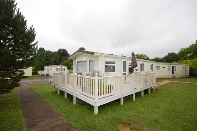 Thumbnail Detached bungalow for sale in Holmans Wood, Chudleigh, Newton Abbot, Devon