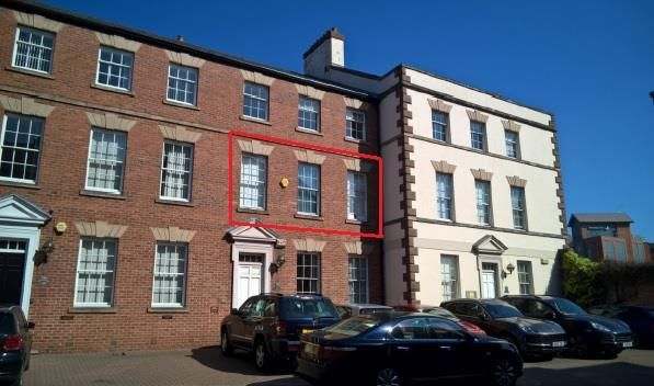 Thumbnail Office to let in First Floor, 15 Grosvenor Court, Foregate Street, Chester, Cheshire