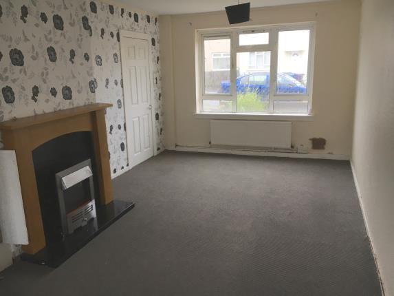 Lounge of Auchenhove Crescent, Kilbirnie, North Ayrshire, Scotland KA25