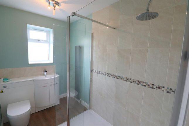 Shower Room of Deanery Court, Eldon Lane, Bishop Auckland DL14