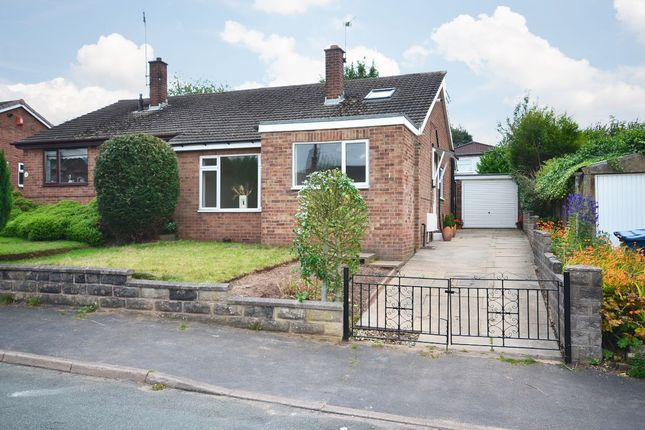 Thumbnail Semi-detached house for sale in Marsh View, Meir Heath