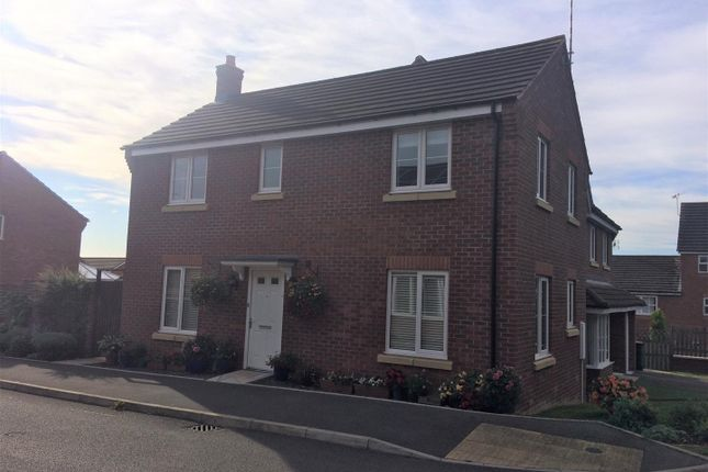 Thumbnail Detached house to rent in Wickmans Drive, Coventry