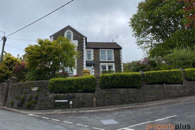 Thumbnail Detached house for sale in 40B Graigwen Road -, Pontypridd