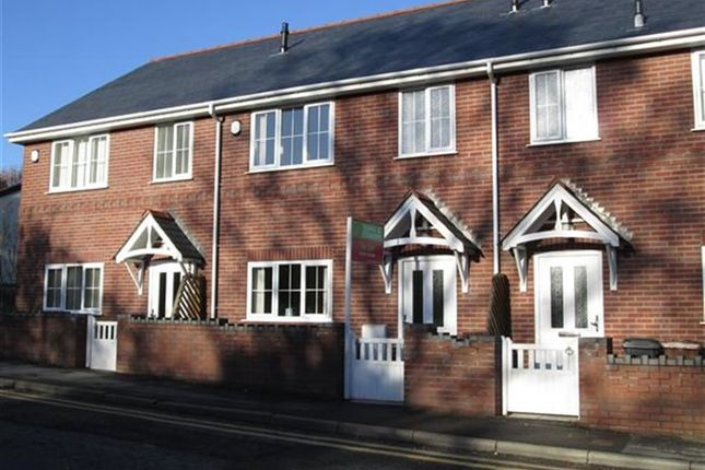 Thumbnail Mews house to rent in Chester Road, Mold