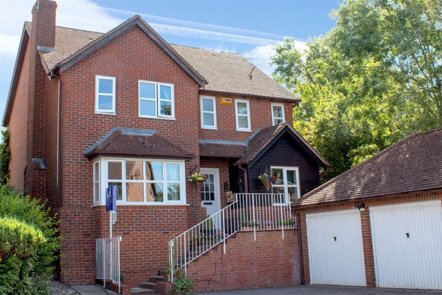 Thumbnail Property for sale in Elmers Meadow, North Marston, Buckingham