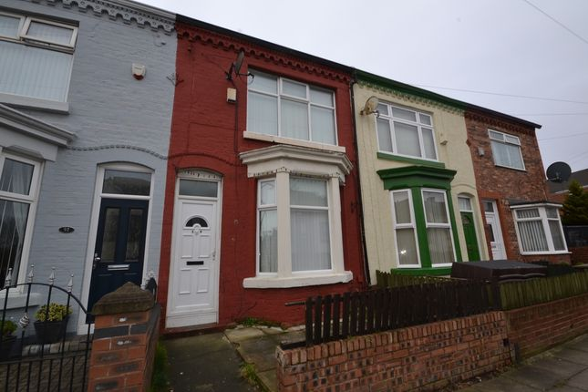 Thumbnail Terraced house to rent in Croxteth Avenue, Liverpool