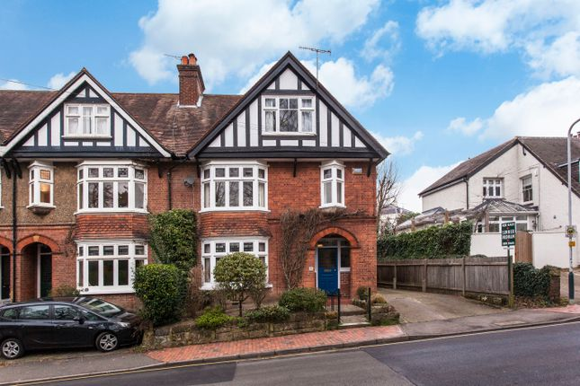 Thumbnail Semi-detached house for sale in Claremont Road, Tunbridge Wells