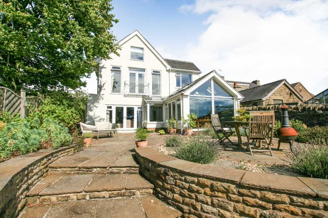 Thumbnail Detached house for sale in Cartledge Lane, Holmesfield, Derbyshire