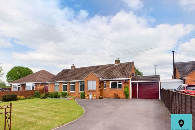 Thumbnail Bungalow for sale in Brook Lane, Down Hatherley, Gloucester