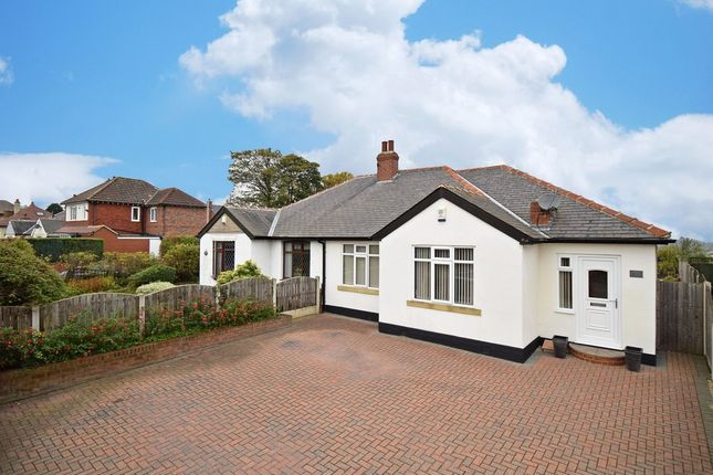 Thumbnail Semi-detached bungalow for sale in Standbridge Lane, Crigglestone, Wakefield