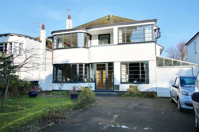 Thumbnail Detached house for sale in Ilex Way, Goring-By-Sea, Worthing, West Sussex