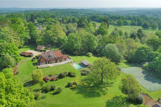 Thumbnail Equestrian property for sale in Colemans Hatch, Hartfield, East Sussex