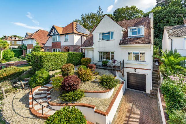 Thumbnail Detached house for sale in Saxholm Dale, Bassett, Southampton, Hampshire