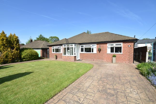 Thumbnail Detached house for sale in Roundway, Bramhall, Stockport