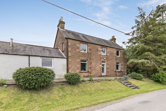 Thumbnail Detached house for sale in Loch View, Wester Essendy, Blairgowrie
