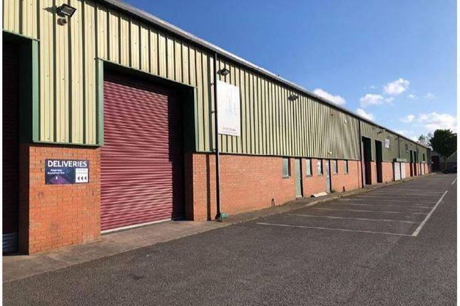Thumbnail Industrial to let in G6&G7, South Point Industrial Estate, Foreshore Road, Cardiff
