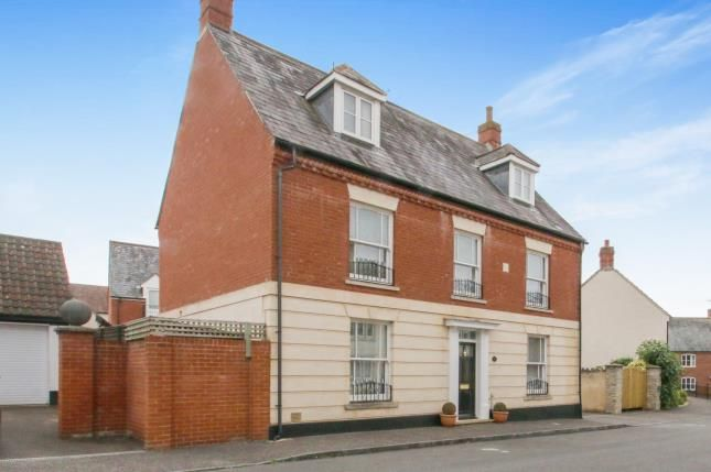 Thumbnail Detached house for sale in Dunkleys Way, Taunton