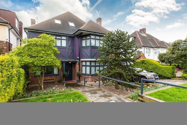 Thumbnail Detached house to rent in The Avenue, Queens Park, London