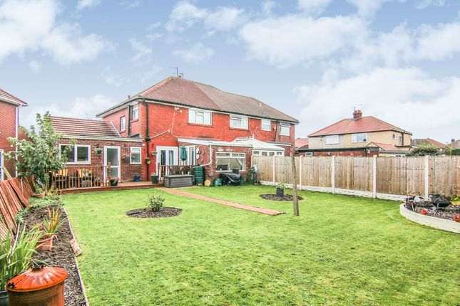Thumbnail Semi-detached house for sale in Brookway, Upton, Wirral