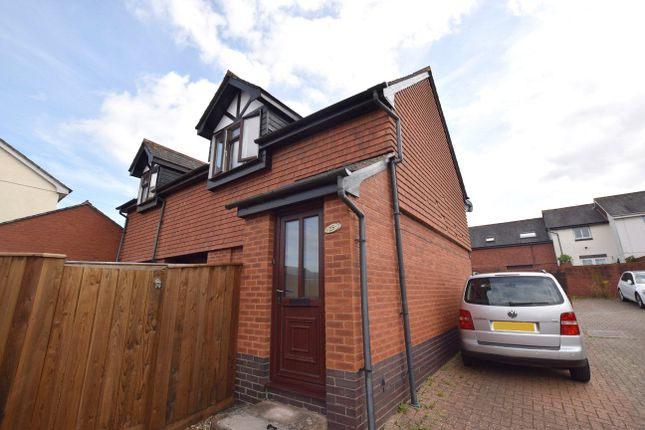 Thumbnail Flat to rent in Canon Way, Alphington, Exeter