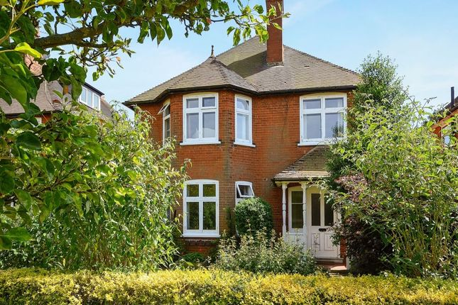 Thumbnail Detached house for sale in Warwick Road, Bishop's Stortford