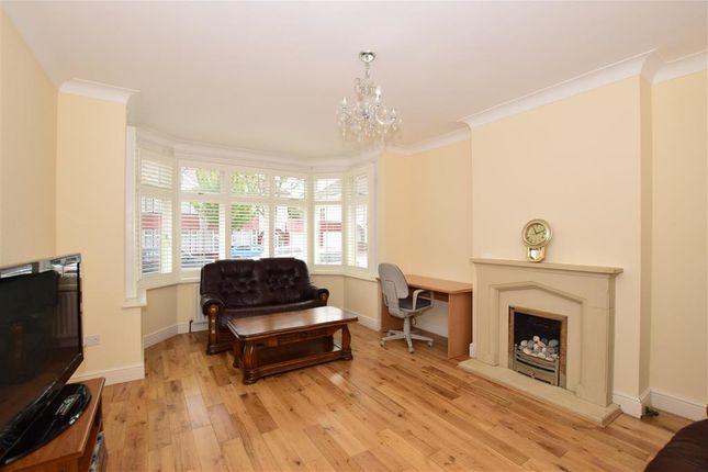 Thumbnail Semi-detached house for sale in Nursery Avenue, Shirley, Croydon, Surrey
