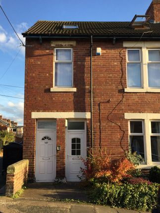 Thumbnail Terraced house to rent in Hotspur Street, Heaton, Newcastle Upon Tyne