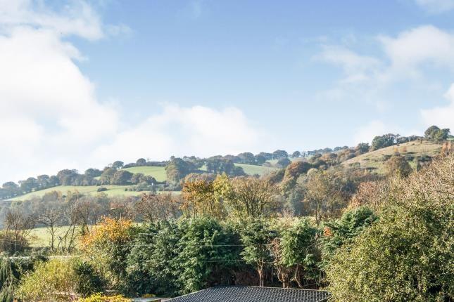 Rear Views of Exeter, Devon EX4