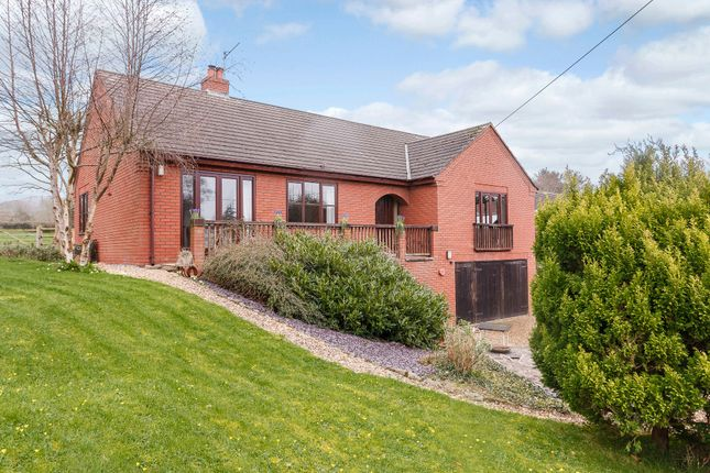 Thumbnail Detached house for sale in Forden, Welshpool, Powys