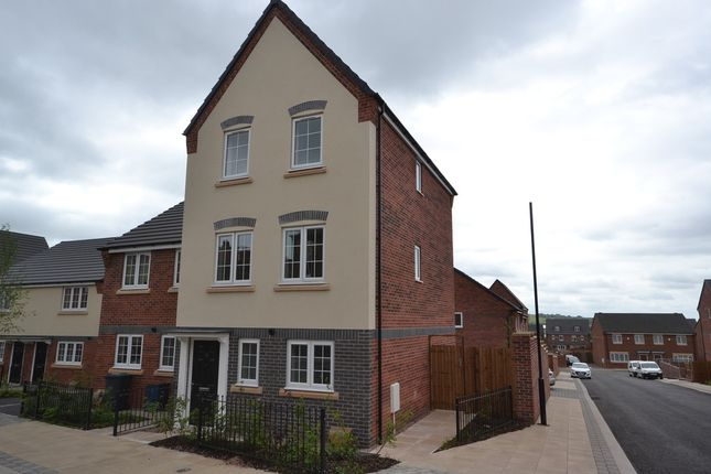 Thumbnail Semi-detached house to rent in Waterloo Street, Hanley, Stoke-On-Trent