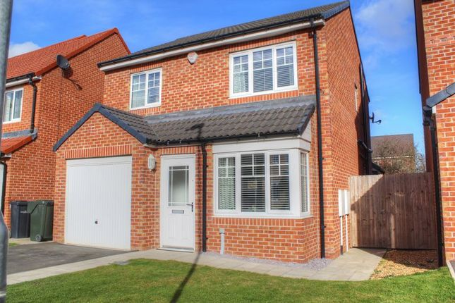 Thumbnail Detached house for sale in Baron Close, Middlesbrough