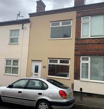 Thumbnail Terraced house to rent in Taylor Street, Ilkeston