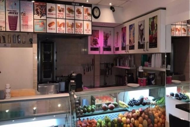 Thumbnail Restaurant/cafe to let in Edgware Road, London